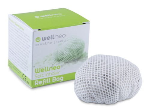 WELLNEO SALT INHALER REFILL BAG MD Retail