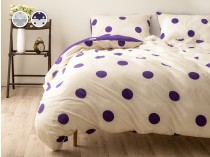 DORMEO POLKA DOT BEDDING SET
